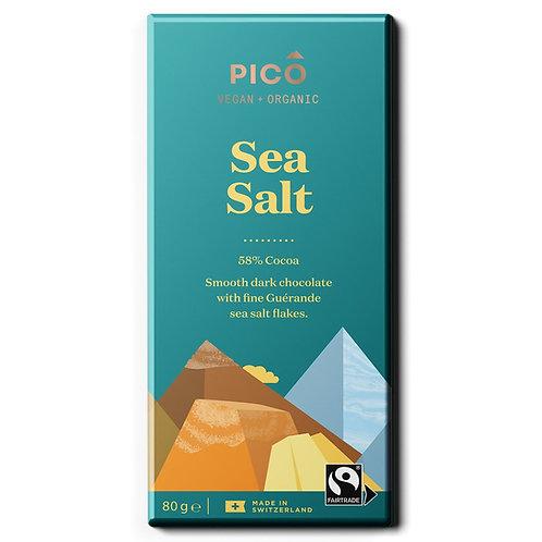 Pico Organic Chocolate - Sea Salt