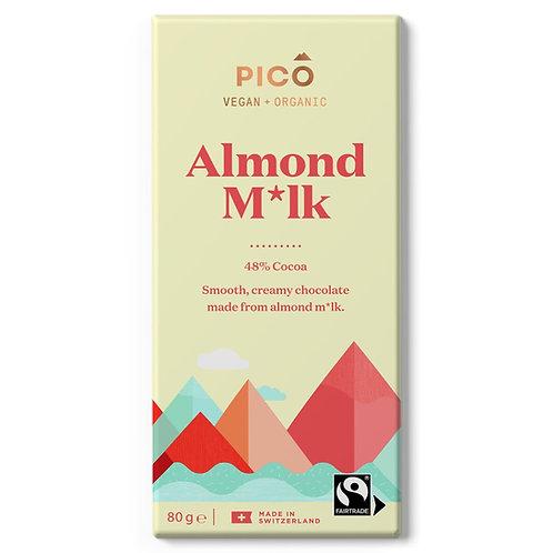 Pico Organic Chocolate - Almond Milk
