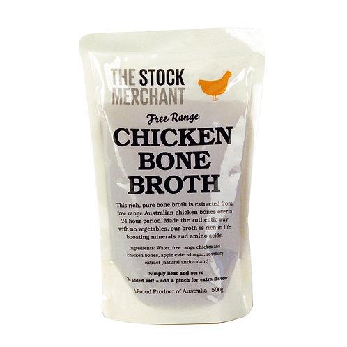 The Stock Merchant Chicken Broth