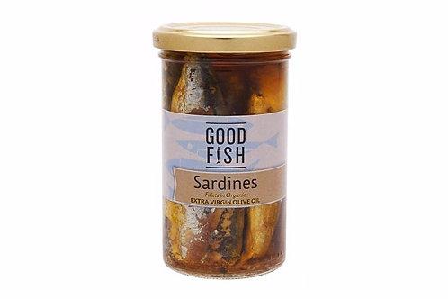 Good Fish Sardines
