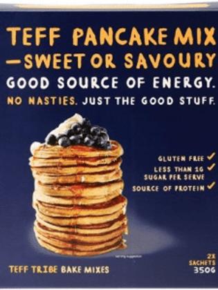 Teff Tribe Pancake Mix