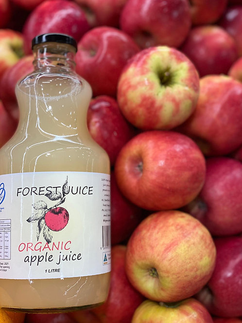 Organic Local SA Organic Apple Juice 1L