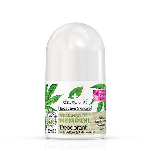 Dr Organic Hemp Oil Deodorant