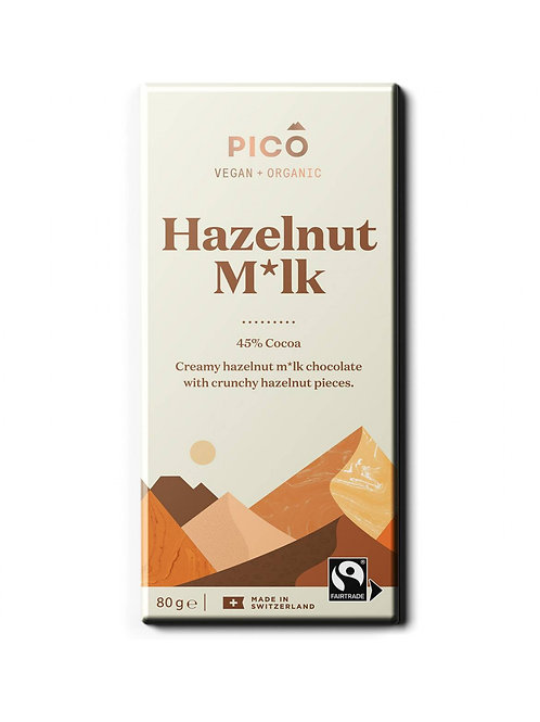 Pico Organic Chocolate - Hazelnut Milk