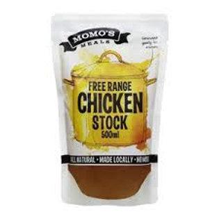 Momo's Meals Free Range Chicken Stock
