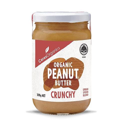 Ceres Organic Crunchy Peanut Butter