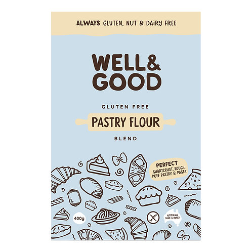 Well and Good GF Pastry Flour