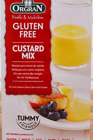 Orgran Gluten Free Custard Mix