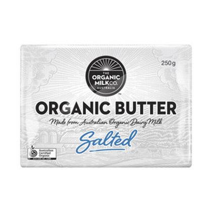 Organic Milk Co - Organic Salted Butter