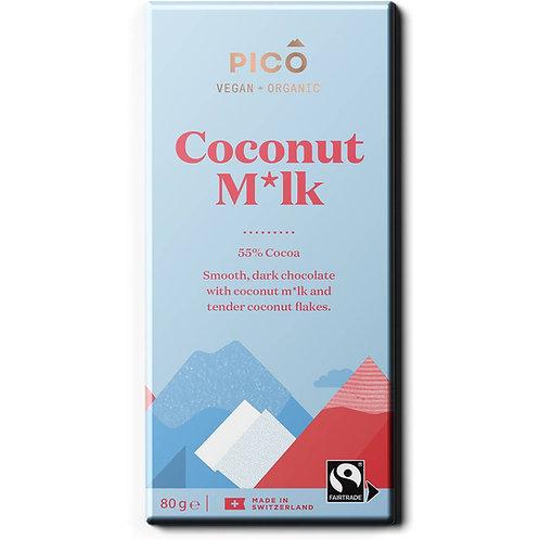 Pico Organic Chocolate - Coconut Milk