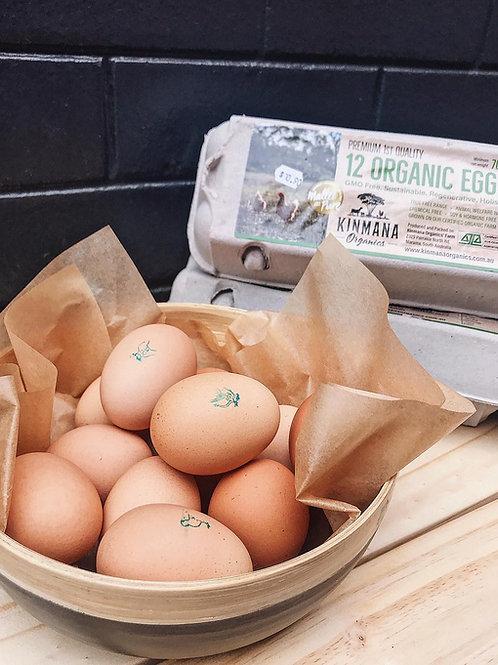 Kinmana Organic Eggs