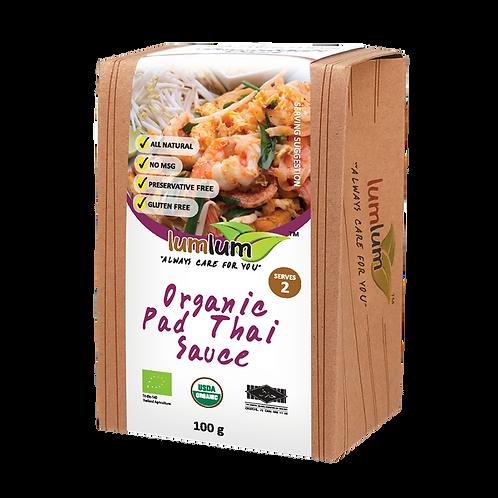 Lum Lum- Organic Pad Thai Sauce