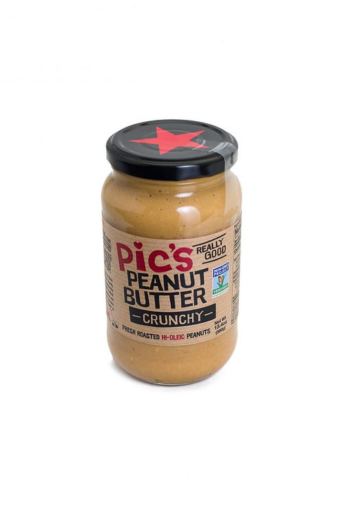 Pics Crunchy Peanut Butter