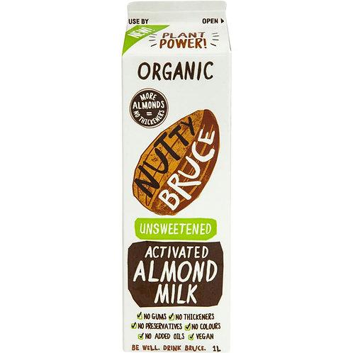 Nutty Bruce Unsweetened Almond Milk
