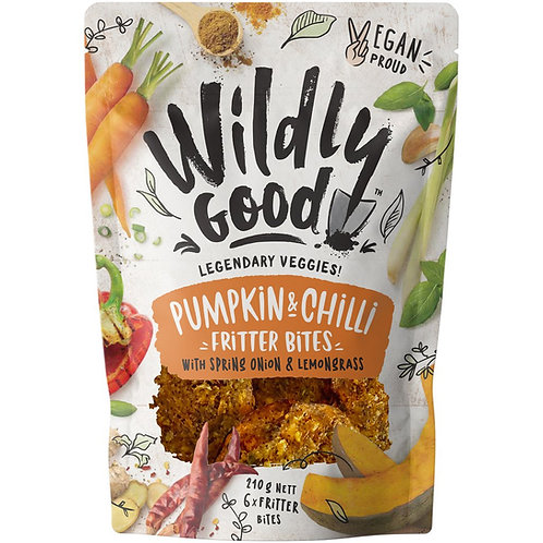 Wildly Good Pumpkin Fritter Bites x6