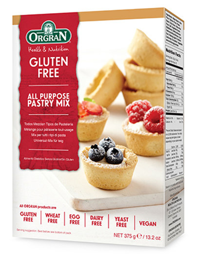 Orgran Gluten Free All Purpose Pastry Mix