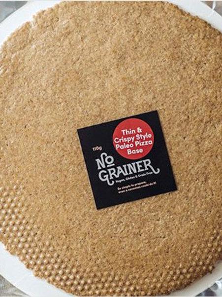 No Grainer- Paleo Pizza Base