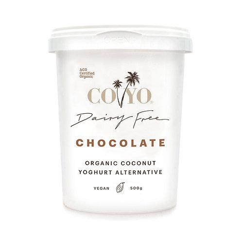 Coyo Organic Chocolate Yoghurt