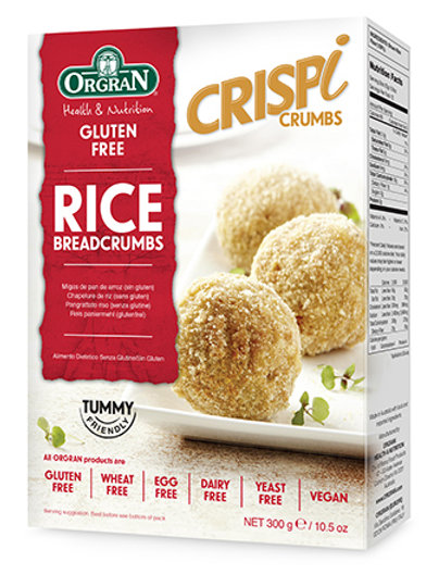 Orgran Gluten Free Rice Breadcrumbs
