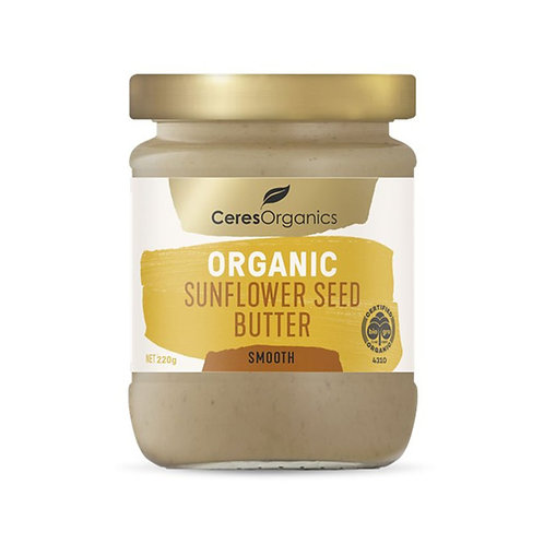Ceres Organic Sunflower Seed Butter