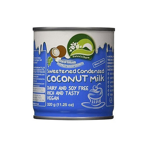 NATURES CHARM CONDENSED COCONUT MILK 320G