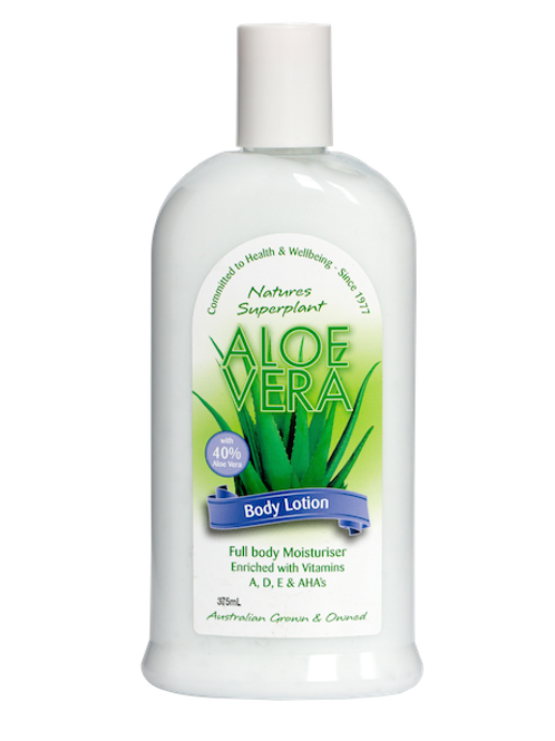 Natures Superplant Aloe Vera Body Lotion