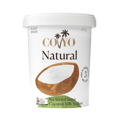 Coyo Organic Natural Yoghurt 500g