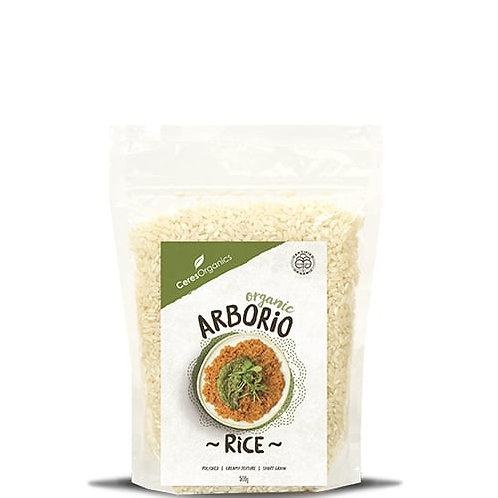 Ceres Organics- Organic Arborio Rice 500g