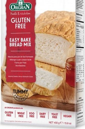 Orgran Gluten Free Easy Bake Bread Mix