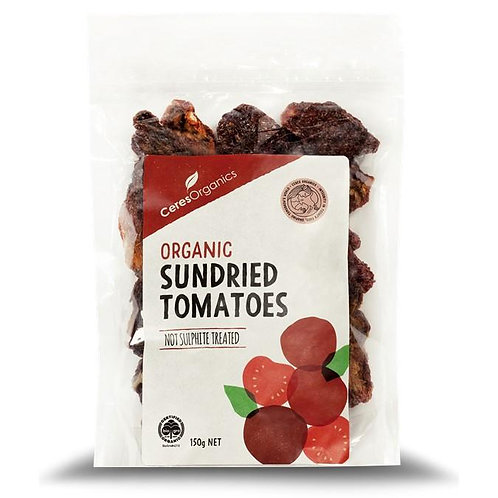 Ceres Organics- Organic Sundried Tomatoes 150g