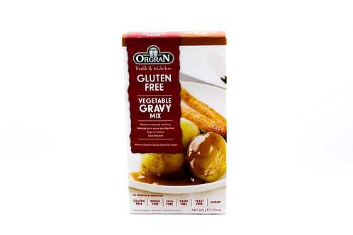 Orgran Gluten Free Vegetable Gravy Mix