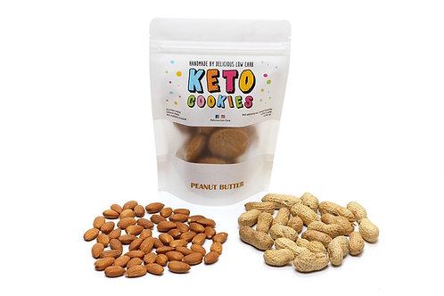 Keto Cookies - Peanut Butter
