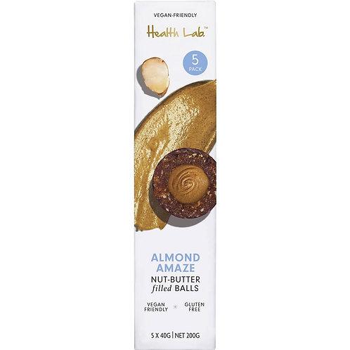 Health Lab - Almond Amaze Nut butter balls