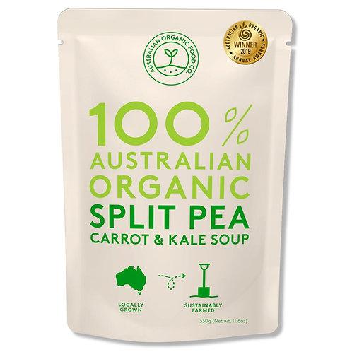 AUSTRALIAN ORGANIC FOOD CO - SPLIT PEA SOUP