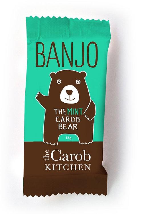 Banjo The Mint Carob bear