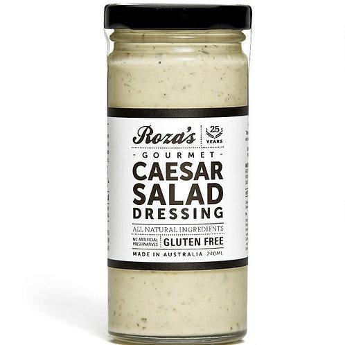 Roza's Gourmet -Caesar Salad Dressing