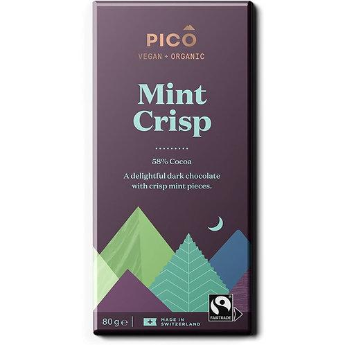 Pico Organic Chocolate - Mint Crisp