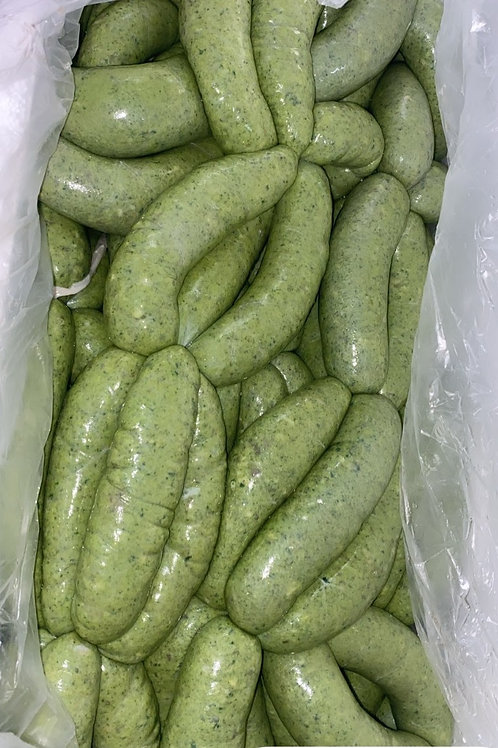 Free Range Turkey and Spinach Sausages - 500g