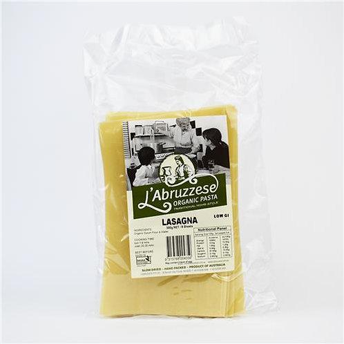 L'Abruzzese Organic Lasagna