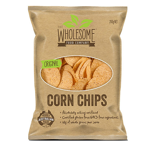 The Wholesome Food Company Corn Chips
