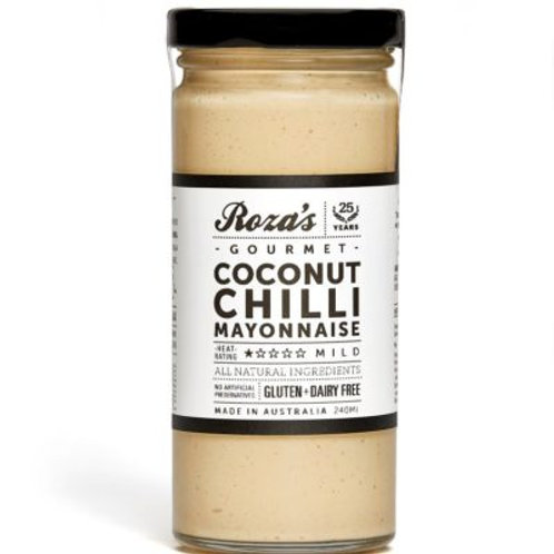 Roza's Gourmet - Coconut Chilli Mayo