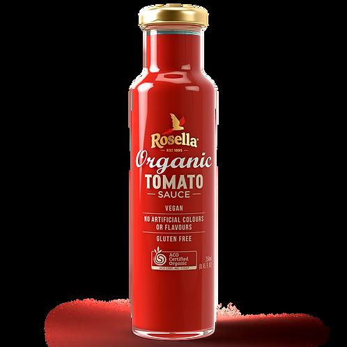 Rosella Organic Tomato Sauce 250ml