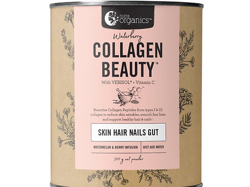 Nutra Organics Collagen Beauty - Waterberry 300g