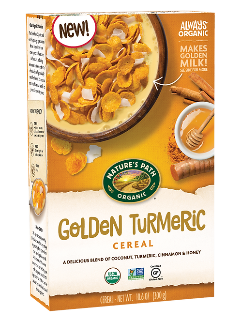 Natures Path Organic Golden Turmeric