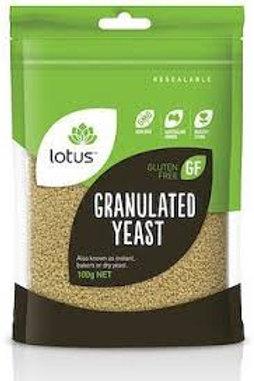 Lotus Gluten Free Granulated Yeast