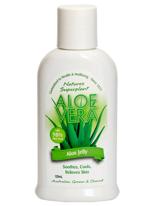 Natures Superplant Aloe Vera Jelly