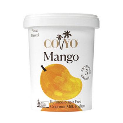 Coyo Organic Mango Yoghurt 500g