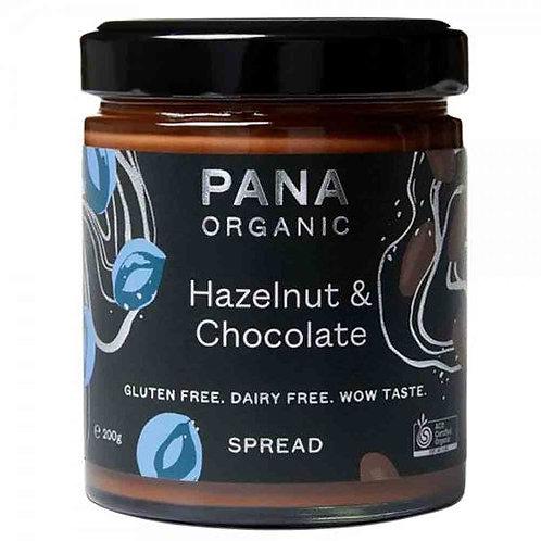 Pana Chocolate Hazelnut & Chocolate Spread