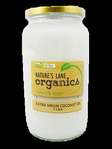 Organic 1L Coconut Oil