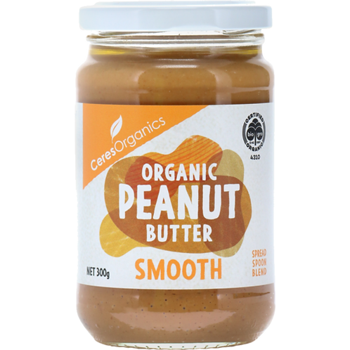 Ceres Organic Smooth Peanut Butter